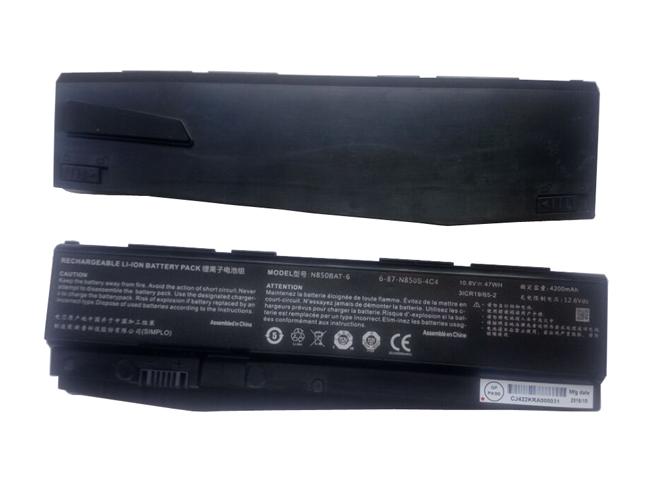 4200mAh/47Wh 10.8V N850BAT-6 電池