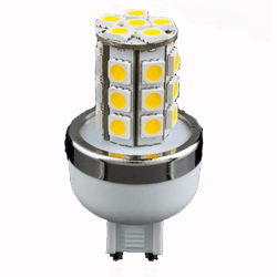 220V G9 Base 27 LEDs 27led LED 4W Warm White 2800-3200K Bulb Light Lamp Club NEU