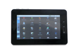 2.1 Tablet PC with WiFi Camera