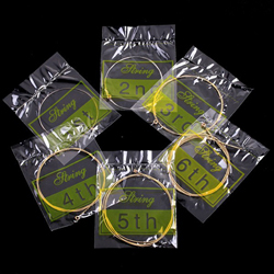 6pcs 150XL/.012in Acoustic Guitar Strings for Fender