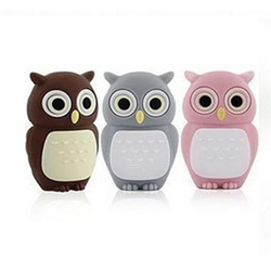 Cartoon owl model USB 2.0 Enough Memory Stick Flash pen Drive 8G USB275