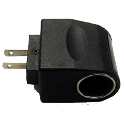 AC to DC Universal Car Cigarette Lighter Socket Adapter