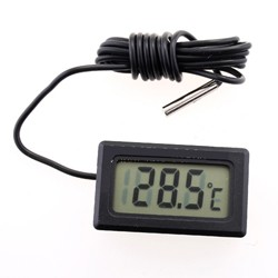 New LCD Digital Fridge Freezer Thermometer Temperature