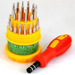 Screwdriver Kit 30 in 1 Set Tools for Computer cellphon