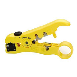 Coaxial Cable Stripper Coax Stripping Tool for RG59/6/7