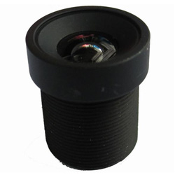 New 2.5mm 130 degrees Wide Angle Lens Fixed IR Board CCTV Security Cameras Lense