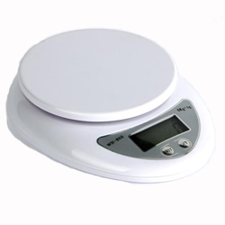 5kg 5000g/1g Digital Kitchen Food Diet Postal Scale Electronic Weight Balance WH