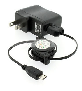 USB+WALL+CAR CHARGER for  Captivate ATT Galaxy S