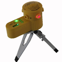 Plastic Multifunction Laser Level Leveler Tool with Scissor-type Tripod
