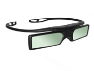 3D Active Shutter Glasses for 2015 Sony 3D TV (TDG-BT400A TDG-BT500A)