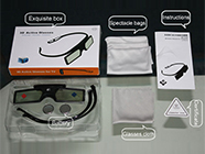 Active 3D Glasses for TDG-BT400A Sony TV W800B W800C X950C X950D X940D Z9D