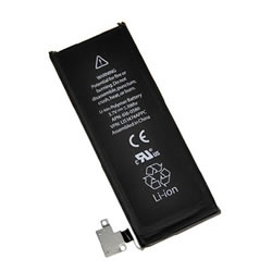 1430mAh 3.7V Li-ion Internal Replacement Battery For iPhone 4S AAA++