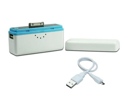 iPhone 4S iPhone 4 iPhone 3 iPod 用のLA24A パワー·バンクバッテリー