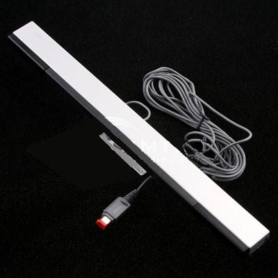 Nintendo Wiiのリモコンに適用して有線赤外線センサ