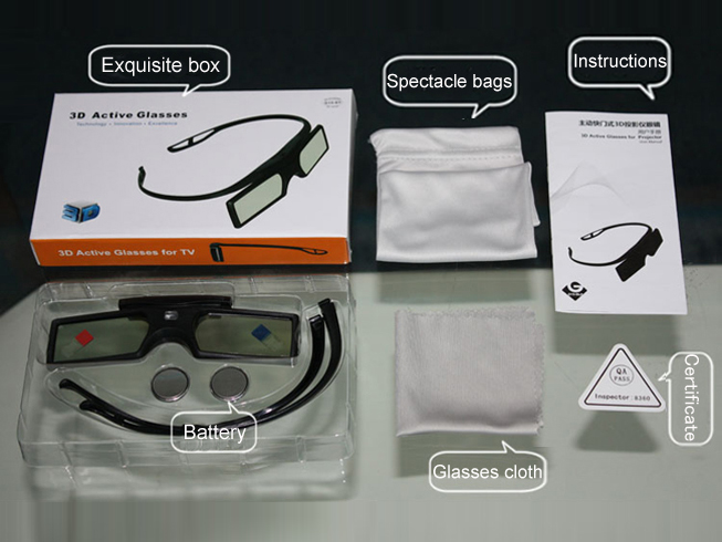アクティブシャッター3D眼鏡【グラス】TDG-BT400A Sony TV W800B W800C X950C X950D X940D Z9D 対応3Dメガネめがね