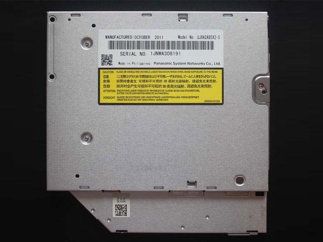 UJ8A2 UJ8A2ABSX2-S 9.5mm SATA