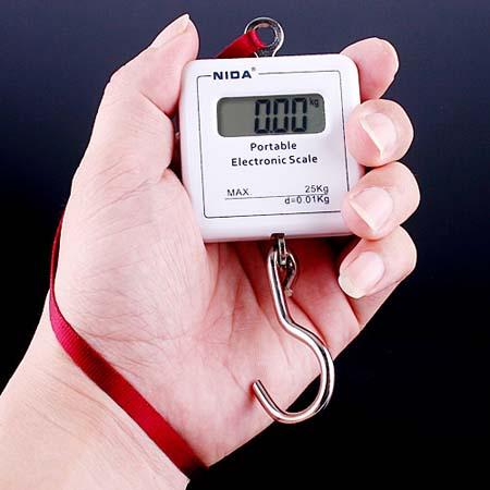 2Kg /0.1g デジタル電子秤