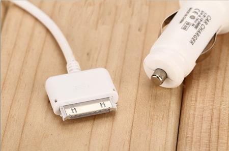 iPhone 4 4S iPod用のUSBシンクデータ充電ケーブルコード