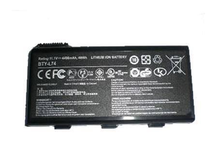 CR600-013US 6600mAh 11.1v laptop battery