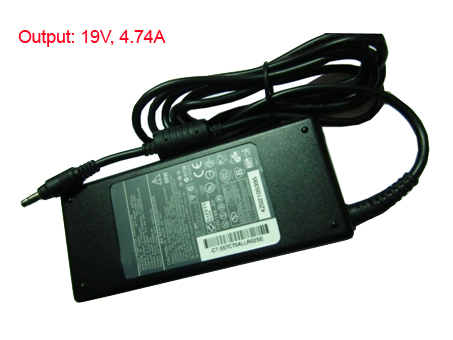 19V,4.74A Adapter For Compaq N1000 900 1500 Series
