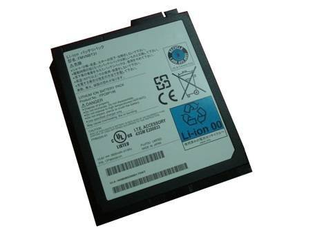 Fujitsu LifeBook T5010 3800mah 10.8v laptop battery