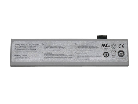 Uniwill G10 series 4400mAh 11.1v laptop battery