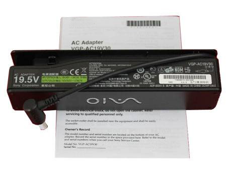 SONY VAIO FW SERIES 100-240V~1.5A(1.5A) 50/60Hz 19.5v—4.7A Adapter