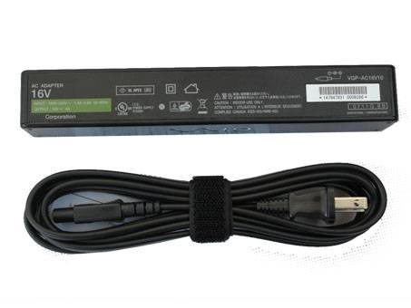 VGN-TZ17N 100-240V~1.5A(1.5A) 50/60Hz 16v-4A Adapter