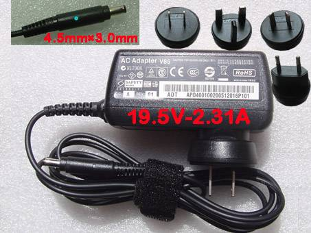 45W AC   Adapter Charger for dell XPS 12-L221X Convertible Ultrabook