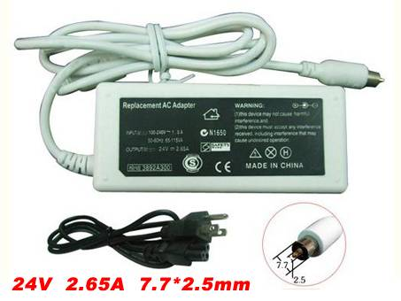 65W AC Adapter Charger for Apple iBook G3 M8597LL/C M8599LL/C