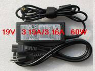 New 19V 3.16A Power Chargeur Adaptateur Pc Portable HP ADP-60NH